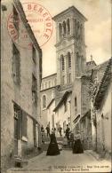 FRANCE - Cachet De L ' Hôpital Bénévole De St Crespin Par Montfaucon Sur Carte Postale - A Voir - L  4130 - Marcophilie (Lettres)