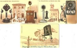 *SAN MARINO - N. 7102/7104* -  Serie Completa NUOVA (MINT) - San Marino