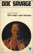 DOC SAVAGE : DE MAN VAN BRONS / KENNETH ROBESON / MARABOE POCKETS M REEKS  M 30 - Sci-Fi And Fantasy