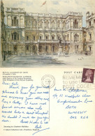 Charlotte Halliday, Burlington House,  London, Art Painting Postcard Posted 1979 Stamp - Paintings