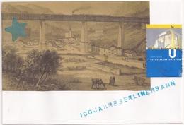 FAUX, Alemania, 100 Jahre Berliner Bahn - Erinofilia