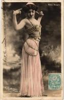 OTERO - Artiste - Aux Folies Bergères - Rare - Très Belle Carte Postée - Entertainers