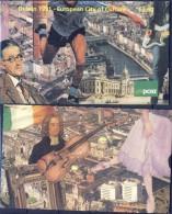 #H680. Ireland 1991. Dublin Cultural Capital. Complete Booklet. Michel 17. - Libretti