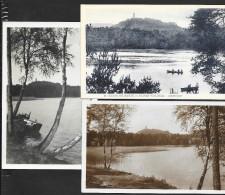 3 CP Du Lac De HANAU Et WALDECK (CAP LUB Nagel) Moselle (57) - Francia