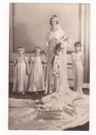 Wedding Ingrid Denmark/sweden   ( Rood 453 - Familles Royales