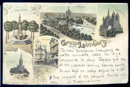 Cpa D´ Allemagne Gruss Limburg   JIP18 - Limburg