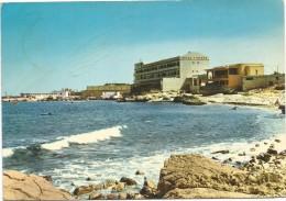 Y2488 Trapani - Hotel Tirreno - Panorama / Viaggiata 1971 - Trapani