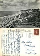 Alum Chine, Bournemouth, Dorset, England RP Postcard Posted 1956 Stamp - Bournemouth (depuis 1972)