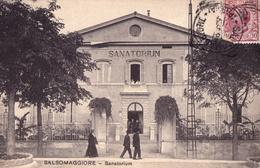 CPA SALSOMAGGIORE Sanatorium Cachet 31.05.1914 - Parma