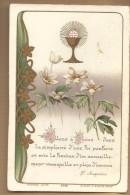 Image Pieuse Religieuse Holy Card Communion Marcelle Rougère 30-05-1907 - Ed Bouasse Jeune 3981 - Images Religieuses