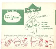 Buvard VERIGOUD Cinéma VERIGOUD C'est Si Bon... - Limonades