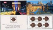 LATVIA 2004 Paris Stamp Fair Booklet With Fish Michel 616 X 6  MNH / ** - Latvia