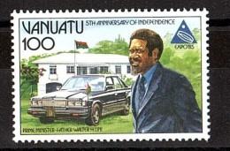 Vanuatu - 1985 - N° 721 - Neuf ** - 5 Ans Indépendance - Vanuatu (1980-...)
