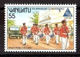 Vanuatu - 1985 - N° 720 - Neuf ** - 5 Ans Indépendance - Vanuatu (1980-...)