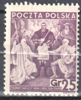 Poland 1938 20th Anniv. Of Poland's Independence - Mi. 335 - MNH (**) - 1919-1939 Republic