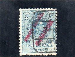 MAROC 1909-14 O - Spanish Morocco