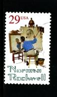 UNITED STATES/USA - 1994  NORMAN ROCKWELL  MINT NH - Stati Uniti