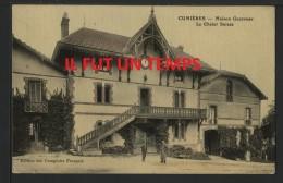 51 CUMIERES - Maison GEOFFROY - Le Chalet Suisse - TOILEE COULEURS - SUPERBE - Other Municipalities