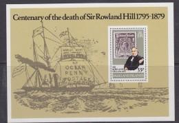 Falkland Islands 1979 Sir Rowland Hill M/s   ** Mnh (32617D) - Falklandeilanden