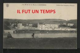 51 CUMIERES - Les Bords De La Marne à CUMIERES - 1906 - Other Municipalities