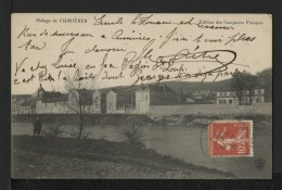 51 CUMIERES - Halage De CUMIERES - Other Municipalities