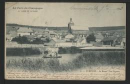 51 CUMIERES - La Marne - Les Côteaux - 1903 - PRECURSEUR - Other Municipalities
