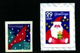 UNITED STATES/USA - 1994  CHRISTMAS  SELF ADHESIVE  SET MINT NH - Neufs