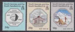 South Georgia 1983 IGY 3v ** Mnh (32617H) - Zuid-Georgia
