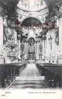 Tchéquie - Prague - Prag - Inneres Deer St Nikolauskirche - 2 Scans - - Czech Republic