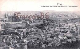 Tchéquie - Prague - Prag - Hradschin U. Kleinseite Petriner Aussichtsturm - 2 Scans - - Czech Republic
