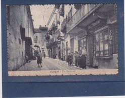 CUORGNÉ   (  CUNEO )  Via Garibaldi  - Sale Tabacchi - Otras Ciudades