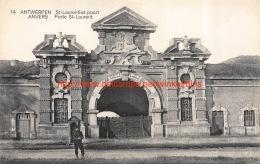 Sint-Laurentius Poort Antwerpen - Antwerpen