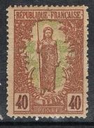CONGO N°36 N* - French Congo (1891-1960)