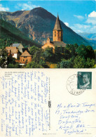 Salardu, Vall D'Aran, Spain Postcard Posted 1983 Stamp - Lérida