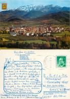 Seu D'Urgell, Spain Postcard Posted 1989 Stamp - Lérida