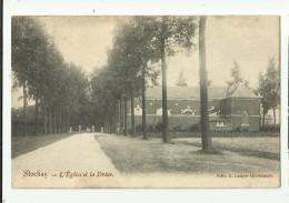 Stockay   *  L'Eglise Et La Drève - Saint-Georges-sur-Meuse