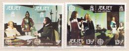 Jersey MLH Set - Europa-CEPT