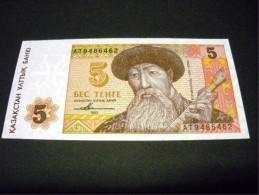 KAZAKHSTAN 5 Tengé 1993, Pick N ° 9 ,KAZAKHSTAN,UNC - Kazakhstan