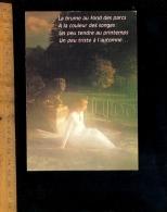 Carte Avis De Passage Représentant éditions Du Lys As De Coeur 1981 / Romantisme Jeune Femme à La Façon D'Hamilton' - Philosophie