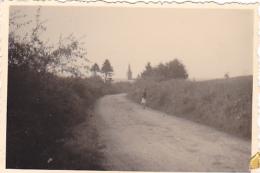 25808 Belgique -  Bourseigne Neuve -photo 8x5.5cm - Datée 1943