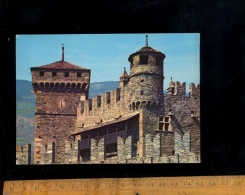 Valle D'Aosta : Castello Di FENIS - Italia