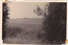 25811 Belgique -  Bourseigne Neuve -photo 8x5.5cm - Datée 1943