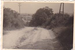25812 Belgique -  Bourseigne Neuve -photo 8x5.5cm - Datée 1943