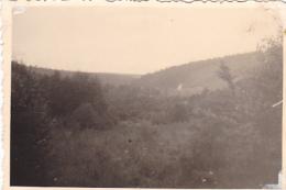 25814 Belgique -  Bourseigne Neuve -photo 8x5.5cm - Datée 1943 - Lieux