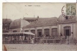Cpa Yport  Le Casino - Yport