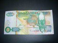Zambia. 20 Kwacha - Zambia