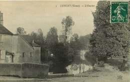 89 - 041016 - LEUGNY - L'Ouanne - Sonstige Gemeinden