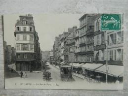 LE HAVRE   LA RUE DE PARIS - Andere