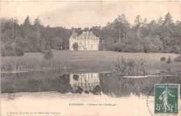 RUFOSSES - Château De L'Ermitage - France