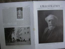L'ILLUSTRATION 3720 AVIATION MILITAIRE/ PAUL JOUVE/ AMERICAINS MEXIQUE/ ALBANIE 13 JUIN 1914 - Journaux - Quotidiens